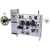 Buy cheap Adhesive bandage machine Model STRIP 5.5 and servo driven model STRIP 5.5/S from wholesalers