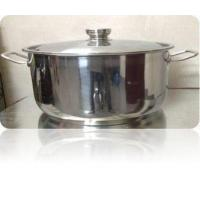 Quality 3 bottom pot, stainless steel straps Thaphafac - 16 for sale