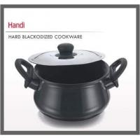 Quality Hard Anodized Handi with Lid Anodized Cookware for sale