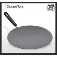 Quality Hard Anodised Concave Tawa Backalite Handle Anodized Cookware for sale