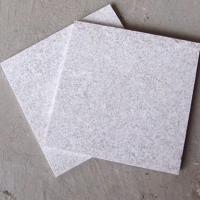 China Granite Price Competitive Free Sample China Pearl White Floor 36*36 Granite Tile Outdoor wholesale