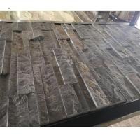 China Hot Sale Black Granite Brick Price For Wall Tiles on sale
