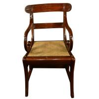 China Furniture British Colonial - Metamorphic Chair With Rattan Seat on sale
