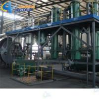 China Scrap Tire Recycling to Energy Equipment wholesale