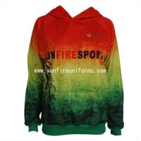 China oem sports wear polyester winter personalized hoodies wholesale