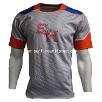 China factory OEM service custom sublimation team jersey rugby set wholesale