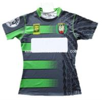 China factory custom sublimation slim fit rugby wear, rugby jersey wholesale
