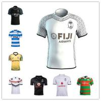 China Wholesale custom rugby jerseys shirts printing sublimation rugby league jerseys on sale