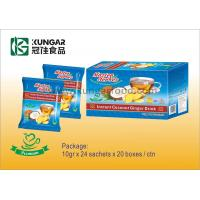 China 10g Instant Coconut Ginger Drink wholesale
