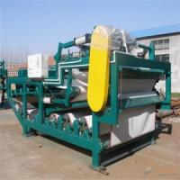 China Belt Filter Press machine for sludge treatment wholesale
