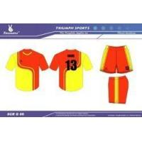 China Discount Soccer Apparel on sale