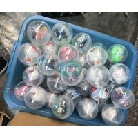 China Arcade Games Parts 100mm gumball machine toy capsules wholesale