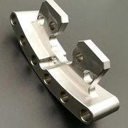 China RLXBB008-#1488 CNC machining billet aluminum/stainless steel pillow bearing housing, bearing block on sale