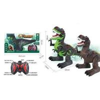 China Item name: Remote-controlled tyrannosaurus rex with music, colorful lights, octopus 2.4g wholesale