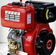 China 6hp air cooled electric motor diesel marine engine for sale wholesale