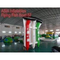 China Hiqh Quality 6 Seats Inflatable Flying Fish Boat for Sale wholesale