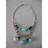 Necklaces with Matching Earrings Agate and crystal