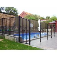 China Aluminum Safety Baby Fence And Gate on sale