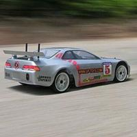 Radio Controlled Road Racer Toy
