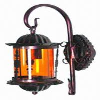 China Wall Lighting, Made of Iron, Customized Logos are Available wholesale