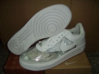 Nike Flyknit Air Force 1 Women's Quandary