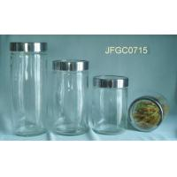 China Glass Jars And Canister wholesale