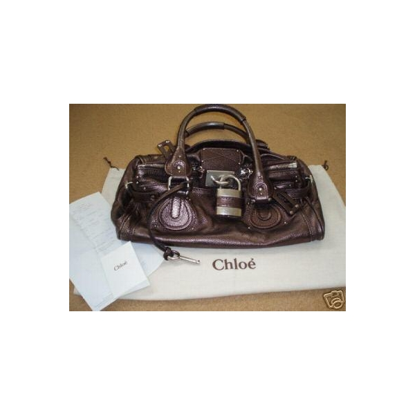 chloe knockoff - Authentic Chloe Paddington Black Bag images,View Authentic Chloe ...